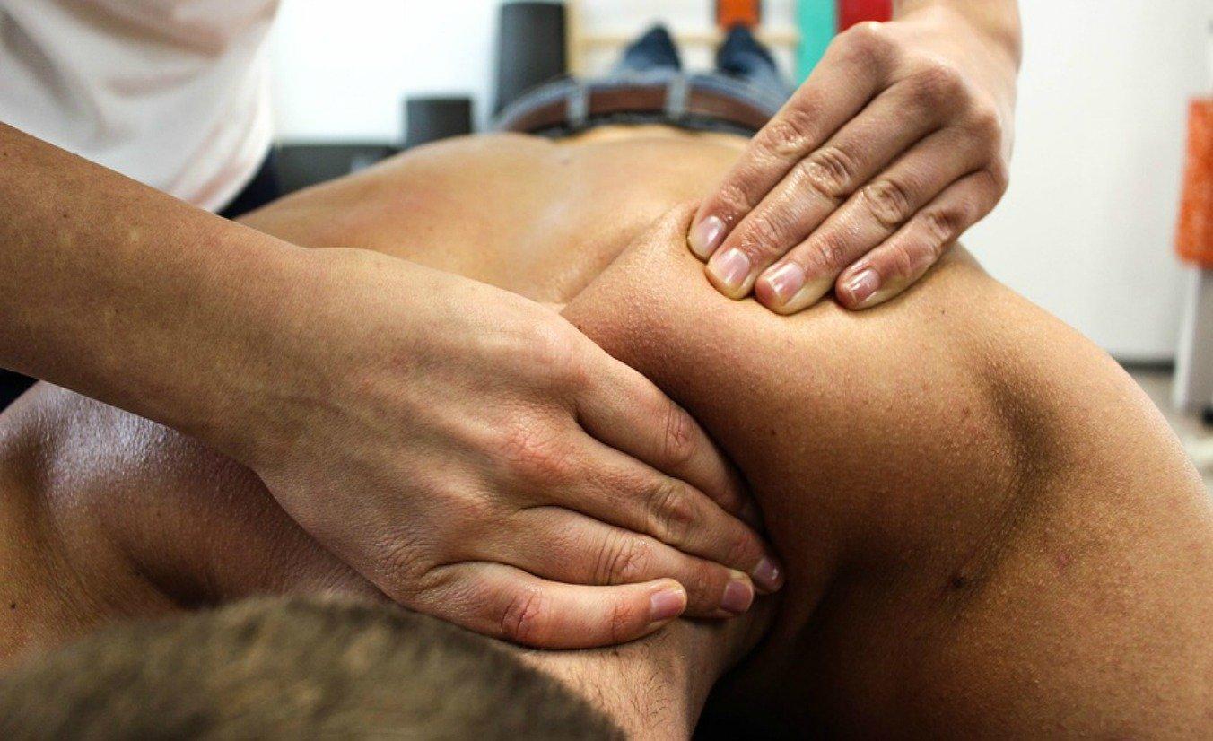 Deep Tissue Massage I Massagebydebbe.com